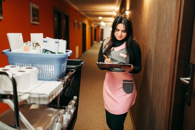 Corso Online Assistant Executive Housekeeper con attestato protocollo sicurezza Covid