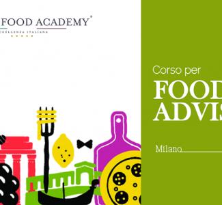 Foto Food Advisor: il corso per diventare un professionista del settore