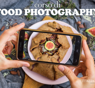 Foto Un corso per diventare Food Photographer