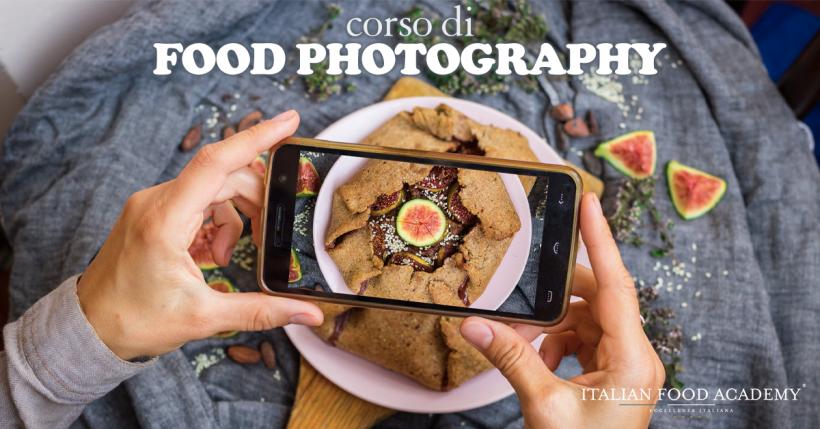 Corso per diventare Food Photographer