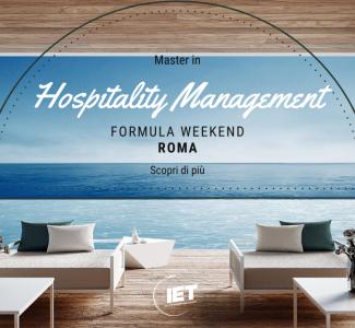 Foto Corso Hospitality Management: dai una svolta alla tua carriera con IET