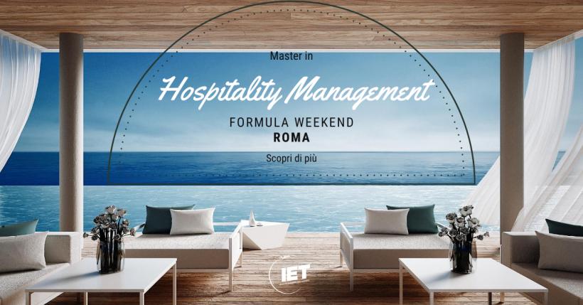 corso hospitality manager